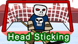 Head Sticking - Flash Game